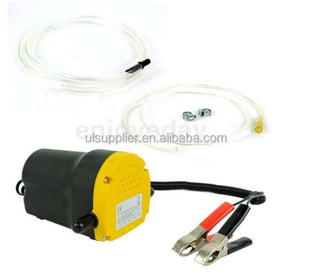 S60058 Fuel Extractor Pump Oil Transfer Pump 12v