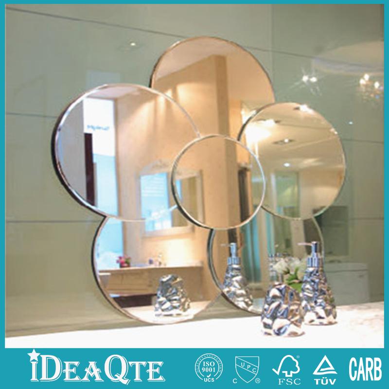 brillo de impresin de espejo veneciano grandes para la venta