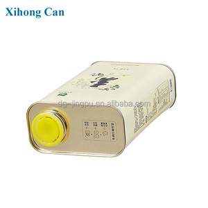 good quality optional vintage custom olive oil tin cans
