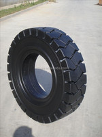 Low Price 4.00-8 4.00 x 8 rim 3.75 Solid Tire for Taylor Dunn Battery Car