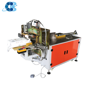 CB-ZB-101 Semi-automatic Baby Diaper Machine