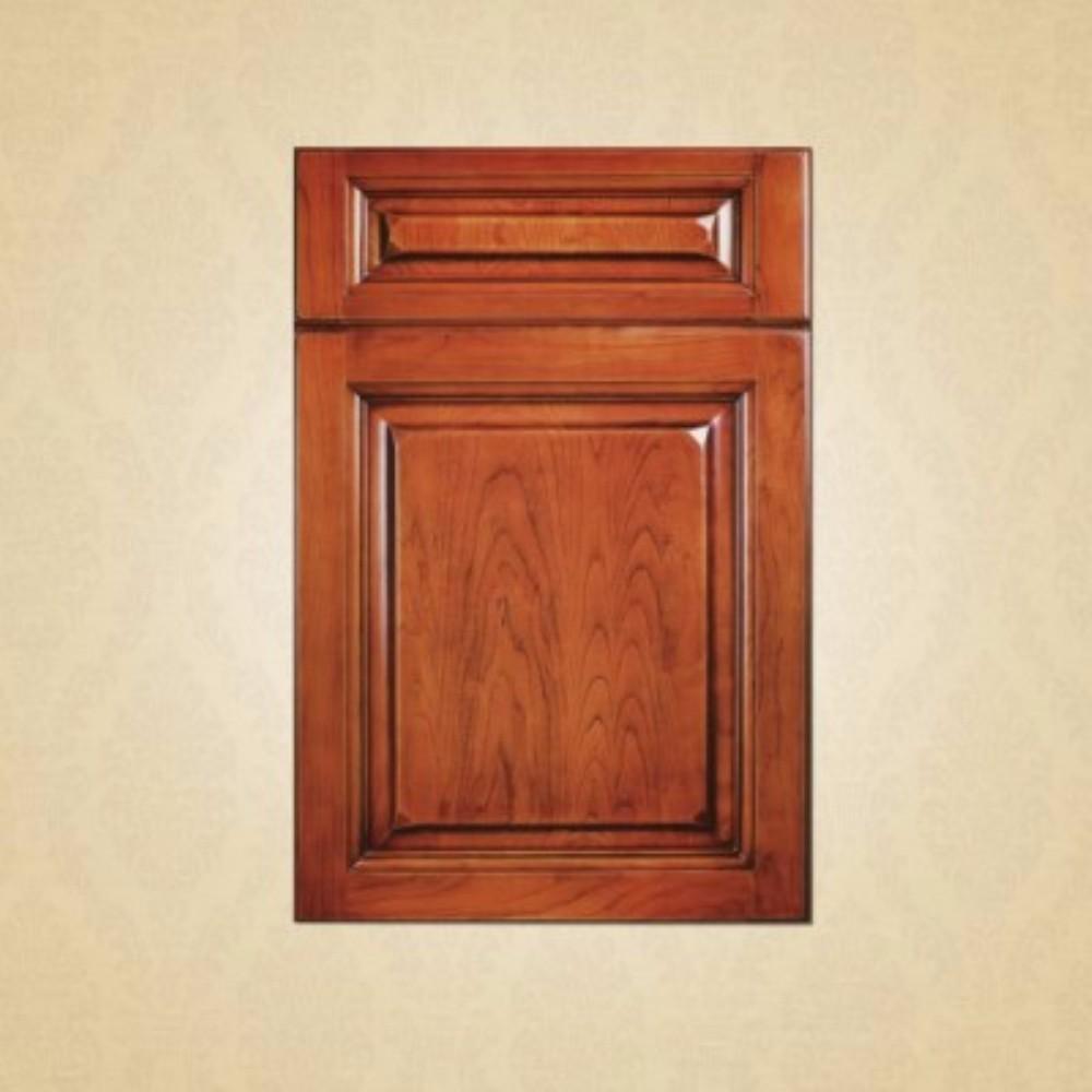 Buy Kitchen Cabinet Doors: High Glossy Custom Wooden Kitchen Cabinet Doors With Edge