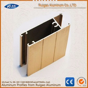 Hot sale Customized Competitive Price 6063 Aluminum Extrusion Manufacturer In China