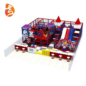 Newest british style indoor kids indoor soft play ground equipment playground for shop and mall