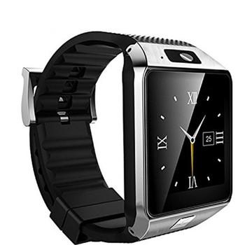 Горячая переносной Smartwatch устройств DZ09 Смарт наручные часы Электроника  сим карты памяти телефона мужчины для Apple 1f4d8b7af40bc
