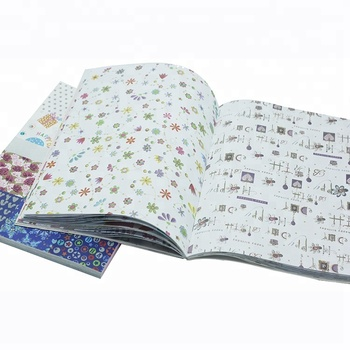 White gift wrapping paper book 12 sheets of high quality 19.68*27.5 inches