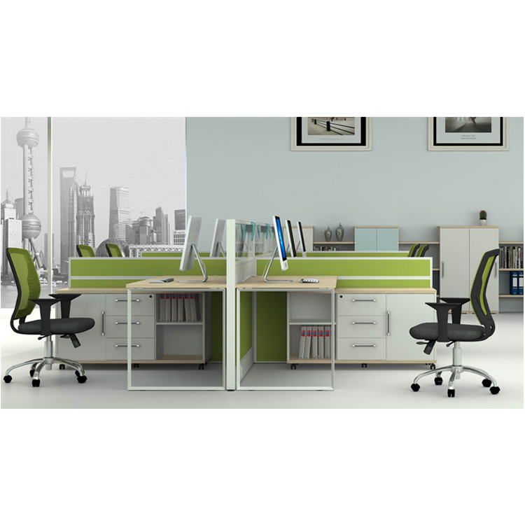 China My Idea Office Furniture 301 3260 6sa Modern Workstation For 6 Person