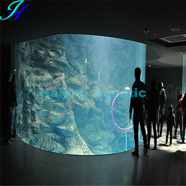 2015-2016 Chinese Top Fashionable Large Acrylic Aquarium Leading ...