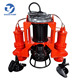 Submersible sand pump with side cutter agitator for sale
