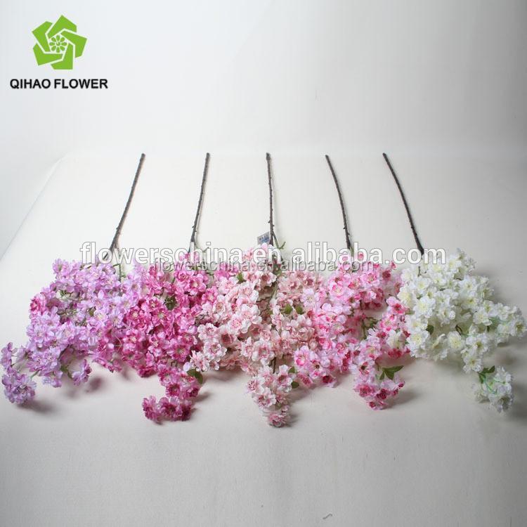 Wholesale cherry blossom decor cherry blossom decor for Artificial cherries decoration