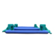 New design outdoor inflatable soap soccer field sport games football field with floor