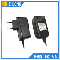 ac to dc 12v 1a power wall adapter charger for cctv camera
