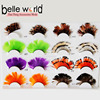 Wholesale False Eyelashes Feather Dot Lashes For Party