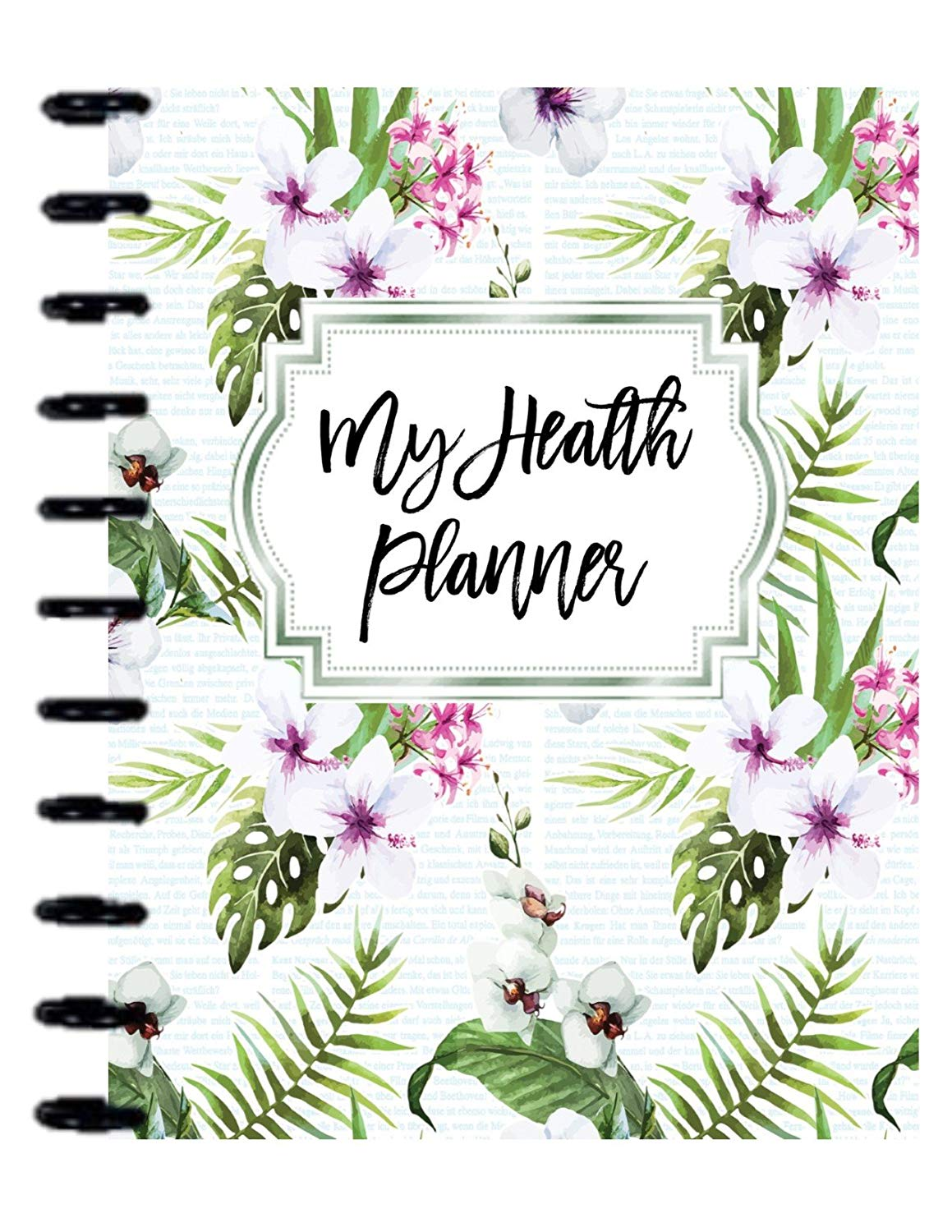 Creative Chef Planners Womens fitness tracker, Diet and fitness journal, Weekly meal planner, Health Planner, Fitness Tracker, Meal Planner, Health Journal, Fitness Journal