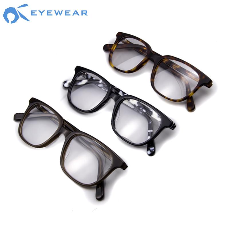 새로운 디자이너 프레임 안경 여성 안경 프레임 준비