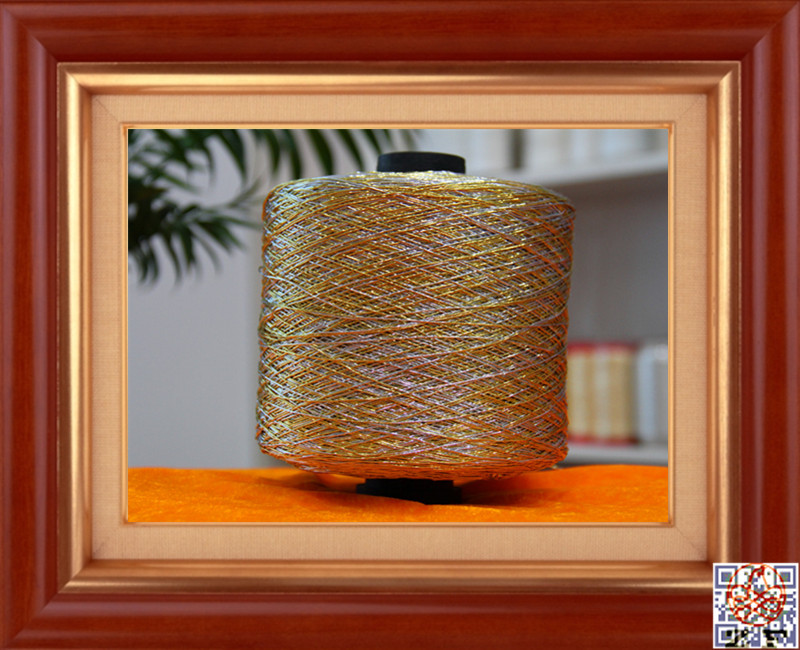 METALLIC THICK THREAD METALIZED ROPE LUREX METALLIC CORD
