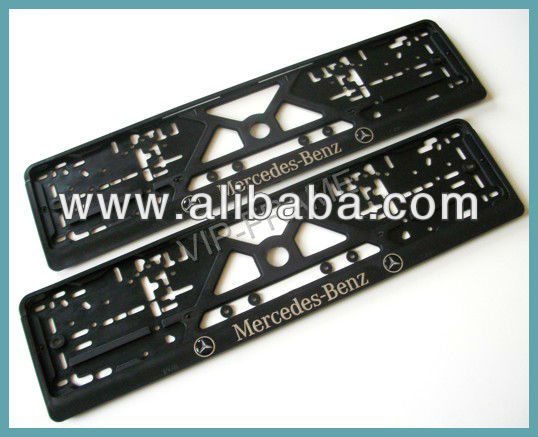 Mercedes-benz European u0026 Uk License Number Plate Frame / Surround / Holder - Buy Mercedes-benz European License Plate Frame Product on Alibaba.com & Mercedes-benz European u0026 Uk License Number Plate Frame / Surround ...