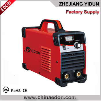 EDON 1ph singe phase IGBT inverter electrode welder welding machine MMA-200