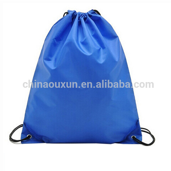 Folding Small Pouch Travel Reusable Waterproof Nylon Polyester Foldable Bag