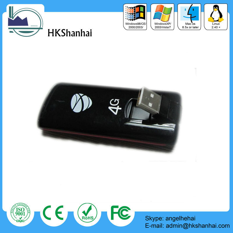 Hot sale unlocked wireless zte mf820d 4g lte usb modem 100mbps