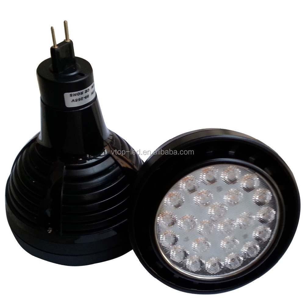 cool white G8.5 LED par light 35W led spot lighting