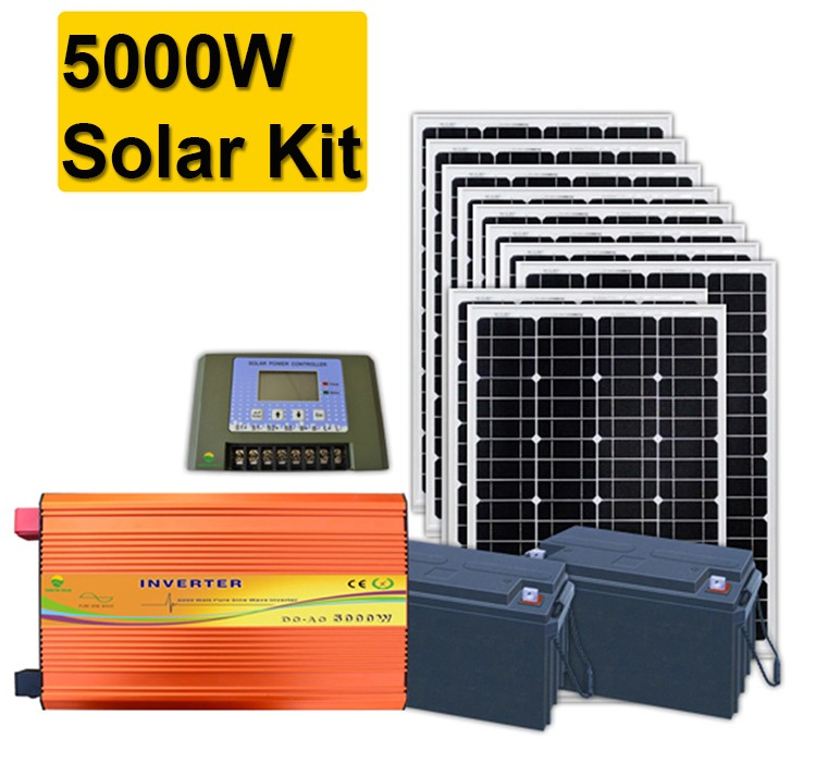 5kw Stand Alone Inverter Solar Power System Buy Stand