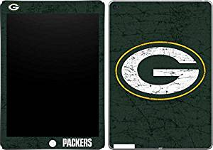 NFL Green Bay Packers iPad Air 2 Skin - Green Bay Packers Distressed Vinyl Decal Skin For Your iPad Air 2