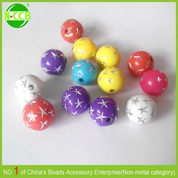 China manufacturer rhinestone ball shape wholesale chunky beads