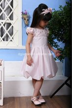 2012 summer collection embroidery and beaded latest dress designs for kids
