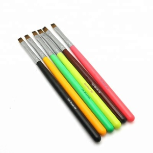 Best sales Nails Drawing Pens Nail Art tools UV Gel Nail Brush