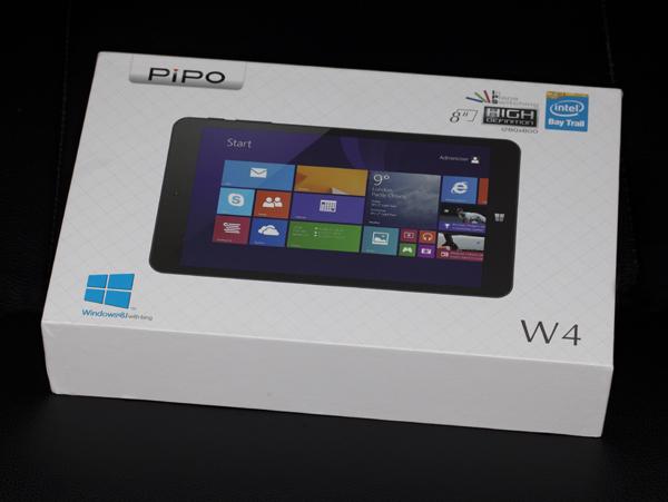 Pipo W4 8 Inch Windows 8 1 Tablet Pc Intel Z3735g Quad