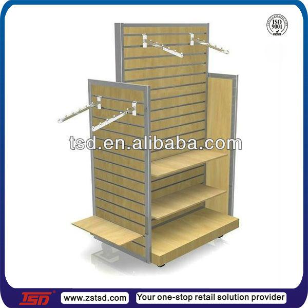 Tsd w961 custom 4 v as g ndola display muebles para tienda for Muebles gondola murcia