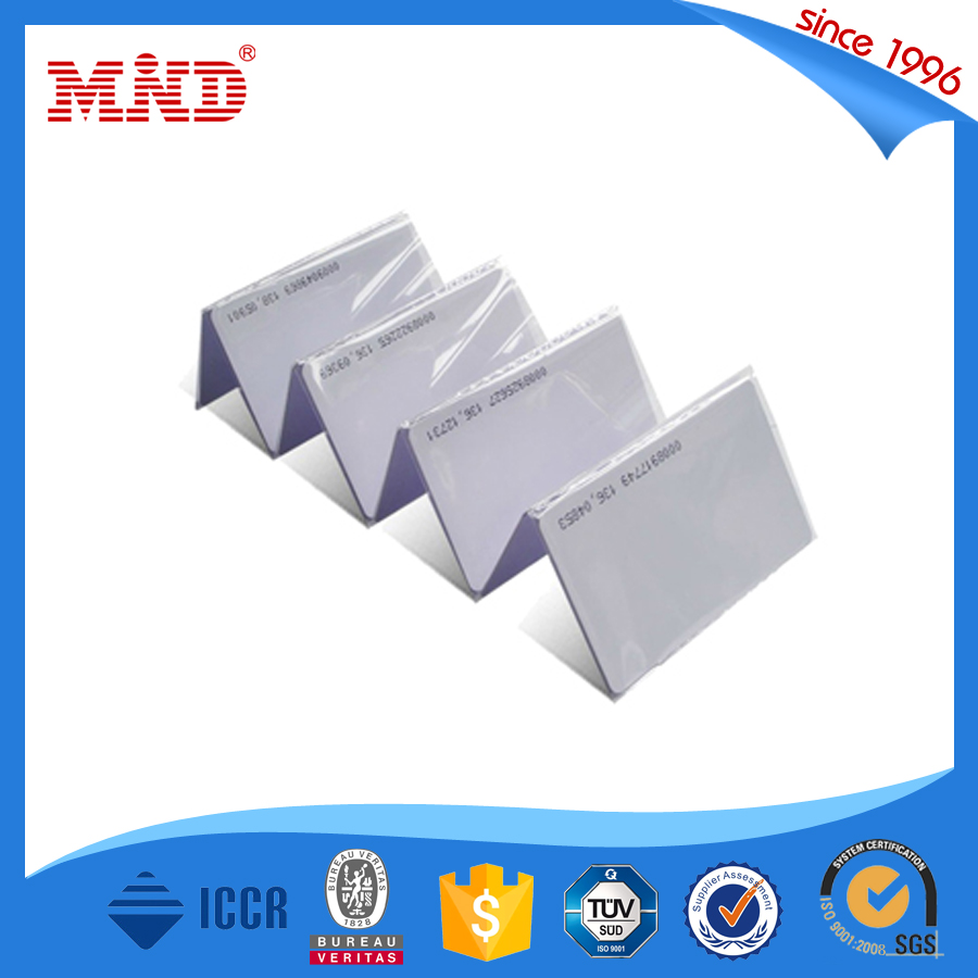 MDCL446 14443A/B Classic 1k S50 Smart blank passive RFID card