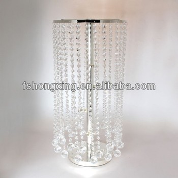 Wholesale crystal chandelier table centerpieces for event party wholesale crystal chandelier table centerpieces for event party supplies aloadofball Images