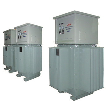 Automatic Voltage Stabilizer A V S 3 Phrases Oil Filled