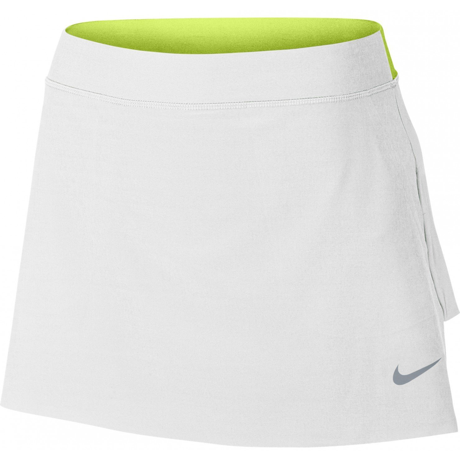online store a80a9 2d21f Get Quotations · Nike Womens Innovation Links Skort White Volt