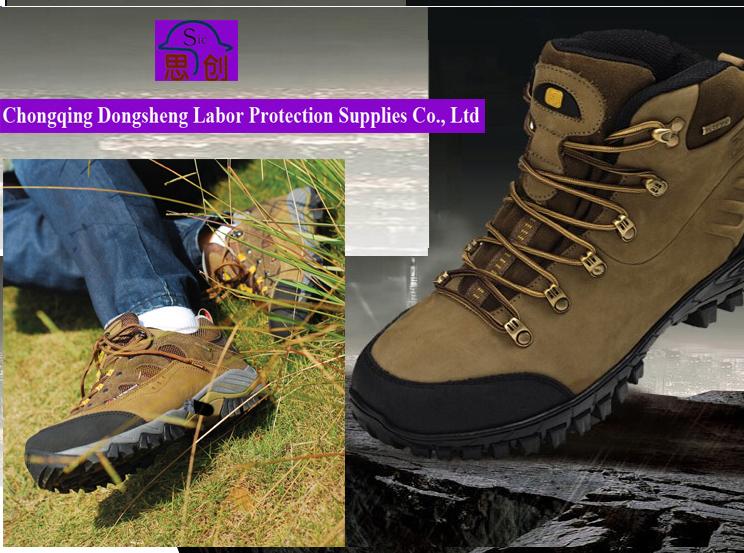 2014 Men New Model Design Safety Shoes Dubai