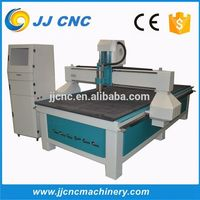 BLUE GREEN COLOR 3 axis economic wood cnc router wood cutting machine