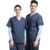 Hospital Medical Uniform Natural Stretch Premium Women's Scrubs Set Stretch Ultra Soft Tops and Pants
