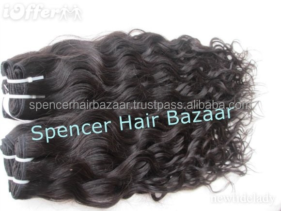 INDIAN HUMAN HAIR NATURAL VIRGIN REMY HAIR BODY WAVE 100% NATURAL WHOLESALE PRICE