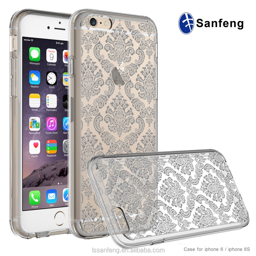 ... price china mobile phone for iphone 6s 6 flower design cases covers