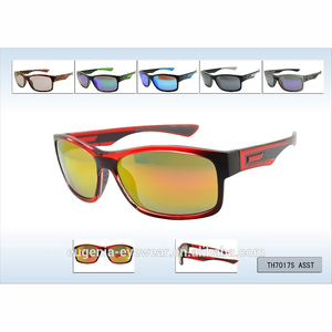 New design cycling sun glasses pc sports polarized sunglasses
