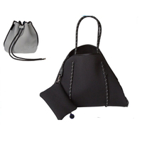 Neoprene Multipurpose Beach Bag shoulder bag