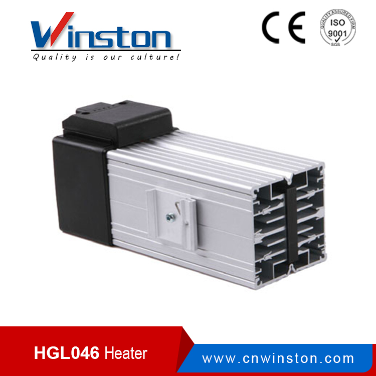 250W to 400W electric duct heater with fan HGL046 (CE RoHS)