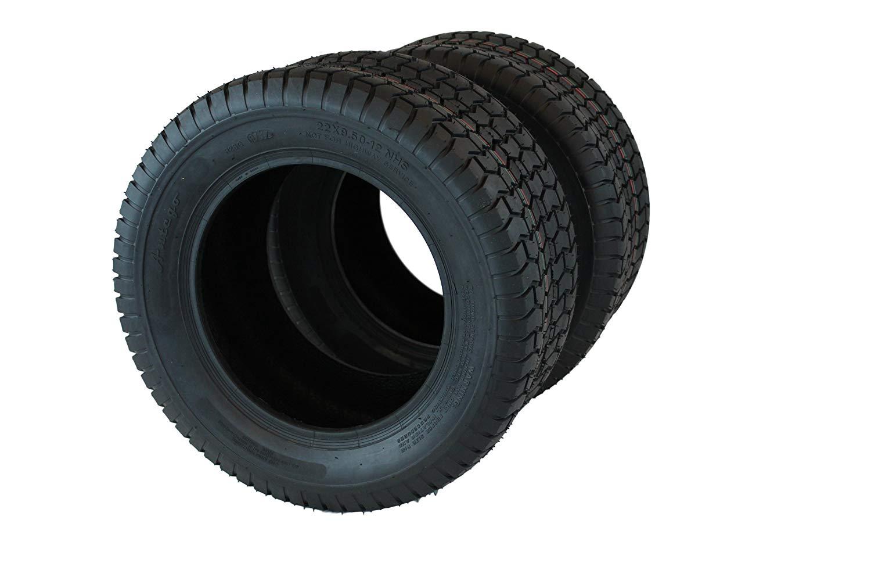 DIY PARTS Depot Set of Two Tire Chain Fits 22x8x12 22x9.50x12