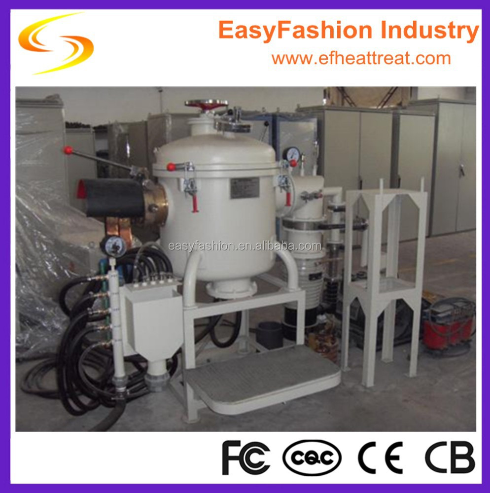 New Condition and Induction Furnace Type gold melting furnance for sale