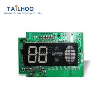 digital clock assembly,pcb circuit board manufacture buy digital clock circuit board,led clock circuit board,circuit board manufacturer product ondigital clock assembly, pcb circuit board manufacture