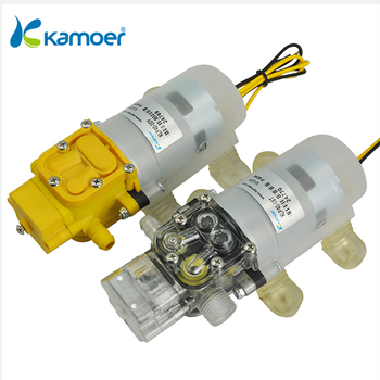 Kamoer KLP40 Single head dc diaphragm pump 4000ml/min for washing machine garden Sprinkler irrigation