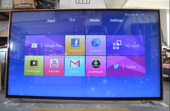 tv 85 inch. super big size led tv 85 inch flat screen factory price 4k smart tv t