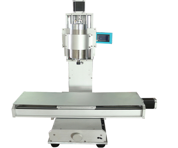 China Mini Hy 3040 Small Desktop 5 Axis Cnc Router Milling